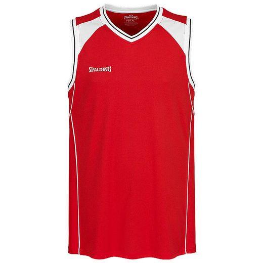 Spalding Tennisshirt »Crossover«