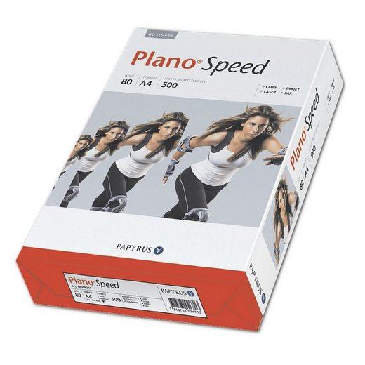 PLANO Druckerpapier »Plano Speed«, Format DIN A4, 80 g/m²