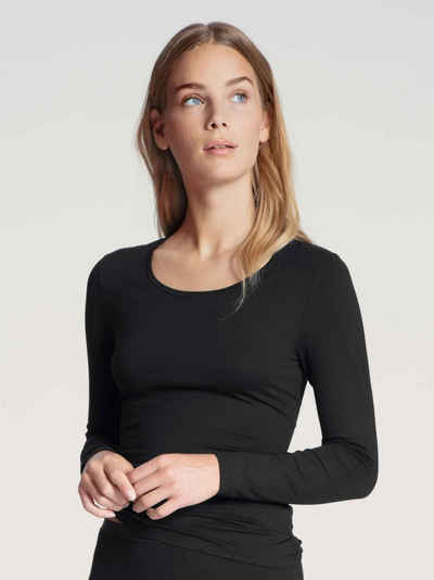 CALIDA Unterziehshirt »Langarm-Shirt, Rundhals« (1 Stück), Made in Europe