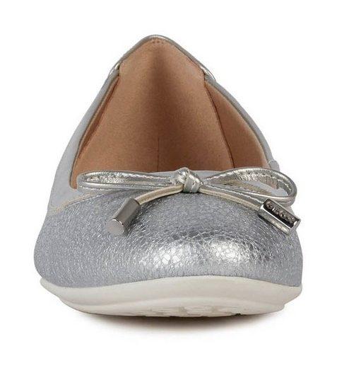Geox »CHARLENE« Ballerina im klassischen Design