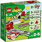 LEGO® Spielbausteine »LEGO® DUPLO® 10882 Eisenbahn Schienen«, Bild 3