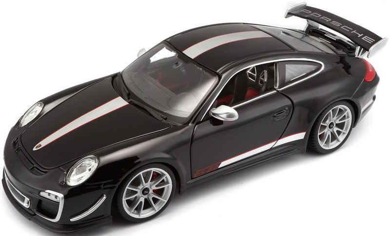 Bburago Sammlerauto »Porsche 911 GT3 RS 4,0«, Maßstab 1:18