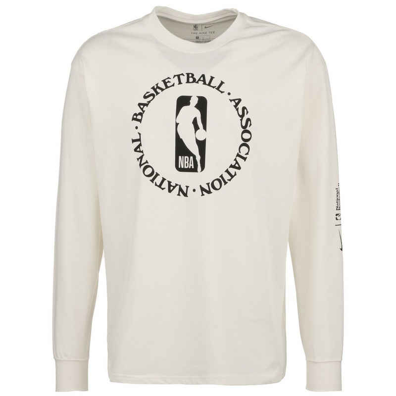 Nike Longsweatshirt »Nba Courtside City Edition«