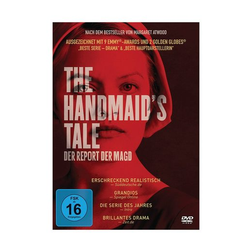 DVD The Handmaid's Tale 84 DVDs)