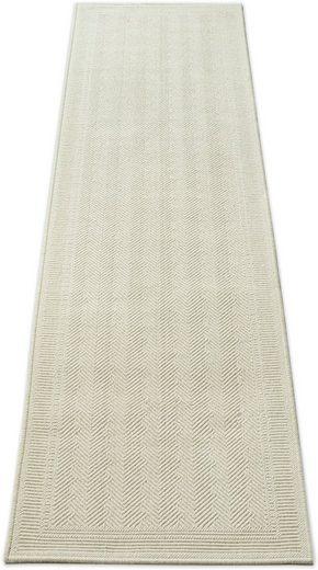Läufer »Aslan«, my home, rechteckig, Höhe 7 mm, reine Wolle