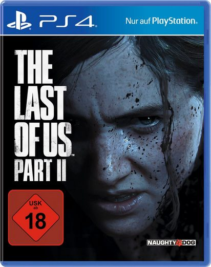 The Last of Us Part II PlayStation 4