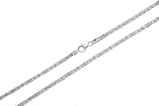 Silberkettenstore Königskette »runde Königskette 3mm, 925 Silber, bis 100cm wählbar«