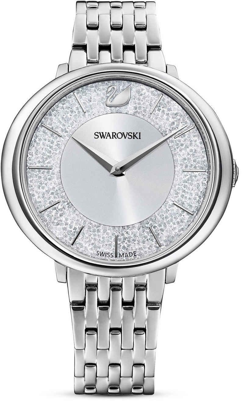 Swarovski Schweizer Uhr »Crystalline Chic, 5544583«