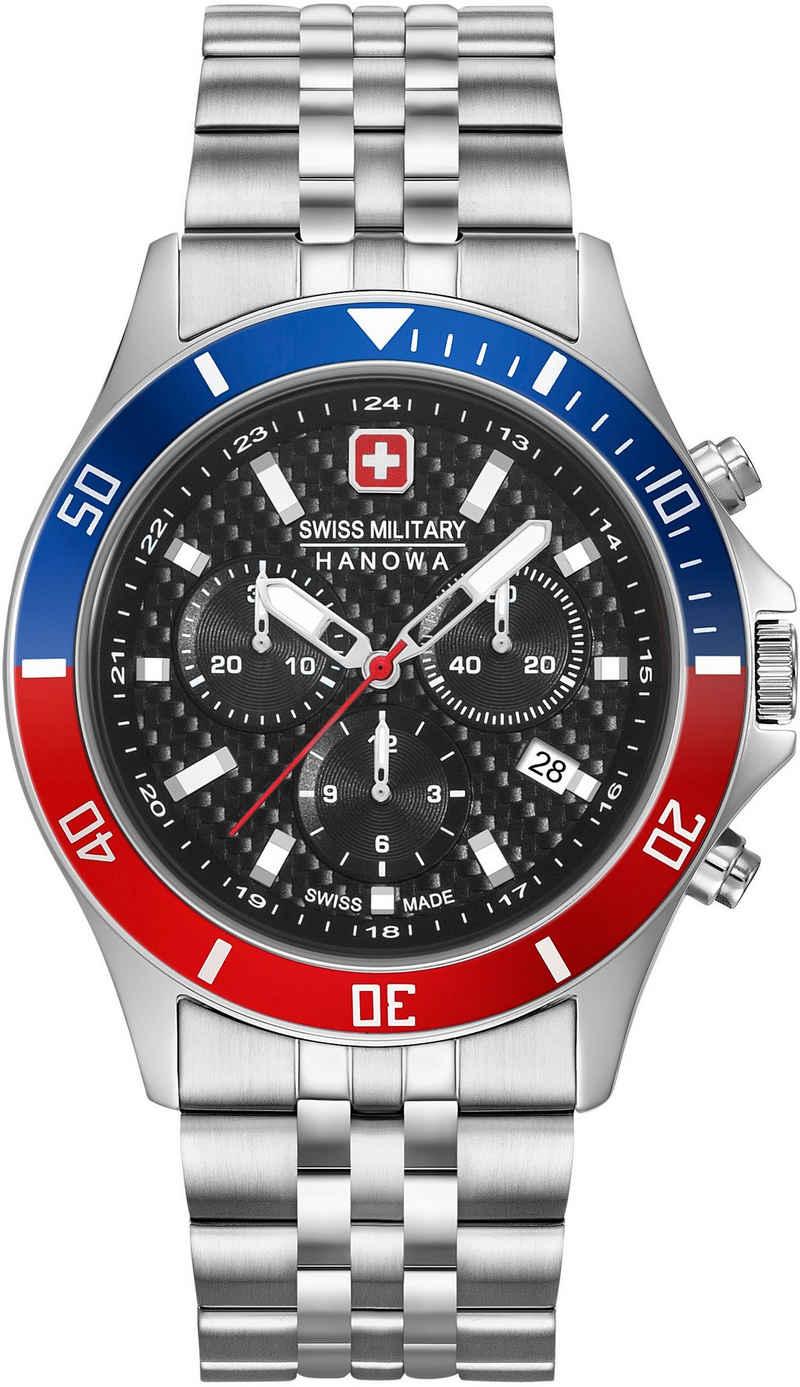 Swiss Military Hanowa Chronograph »FLAGSHIP RACER CHRONO, 06-5337.04.007.34«