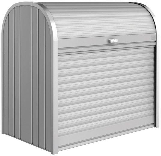 Biohort Fahrradbox »StoreMax 120«, Mülltonnenbox, BxTxH: 117x73x109 cm