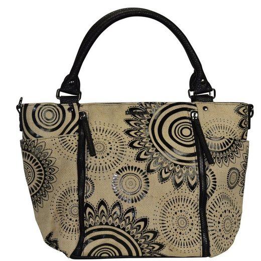 Desigual BOLS Sevilla Shybory Shopper Tasche 34 cm