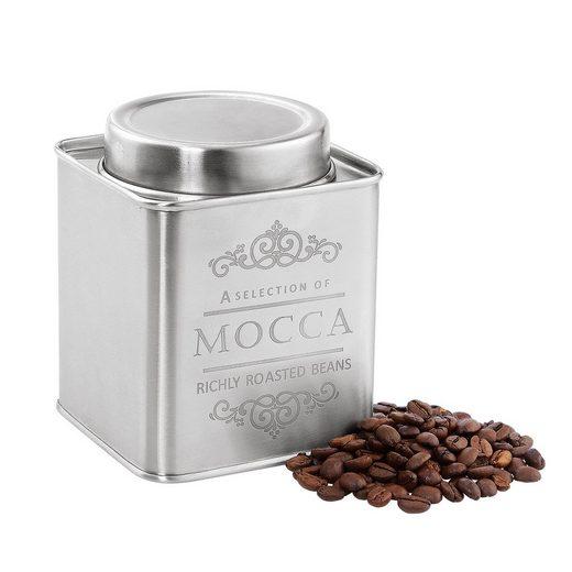 ZASSENHAUS Vorratsdose »Vorratsdose Mocca/ Coffee«, Edelstahl, (1-tlg)