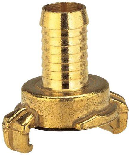 GARDENA Schnellkupplung »7103-20«, Schlauchstück aus Messing für 25 mm (1)