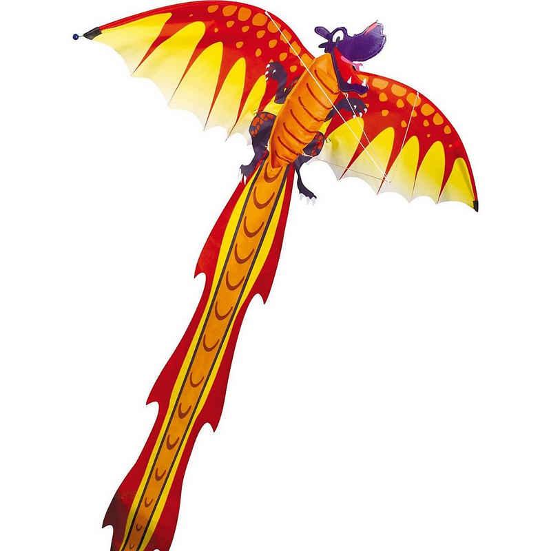 Günther Flug-Drache »Dragon 3D Einleinerdrachen«