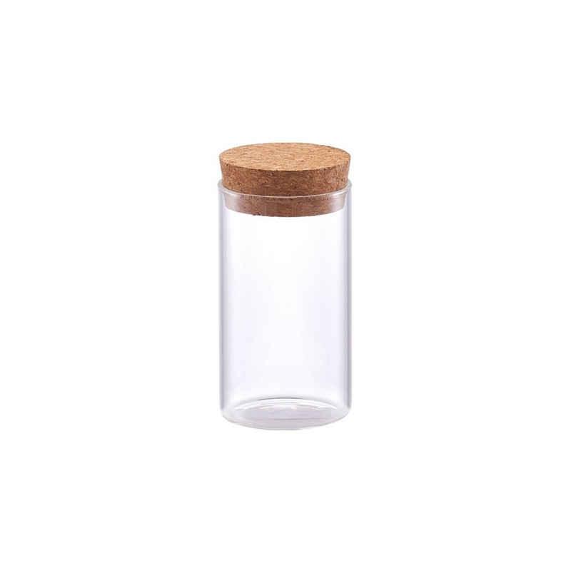 Neuetischkultur Vorratsglas »Vorratsglas mit Korkdeckel«, Glas