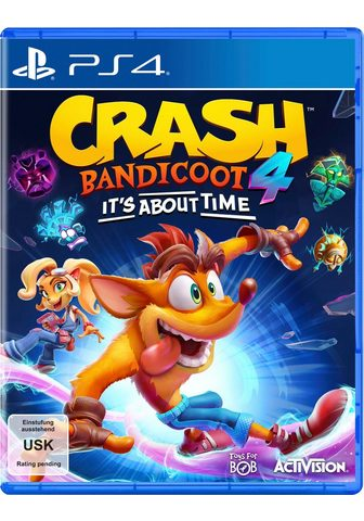 Activision Crash Bandicoot 4 - It´s About Time Pl...