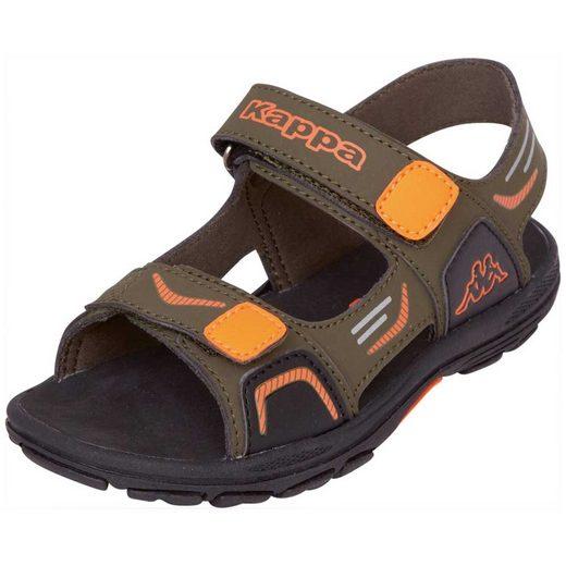 Kappa »PURE TEENS« Sandale mit griffiger Sohle