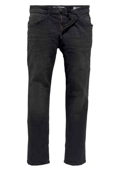 TOM TAILOR 5-Pocket-Jeans »Josh« mit Reißverschluss