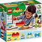 LEGO® Konstruktionsspielsteine »Mein erster Bauspaß (10909), LEGO® DUPLO®«, (80 St), Made in Europe, Bild 5