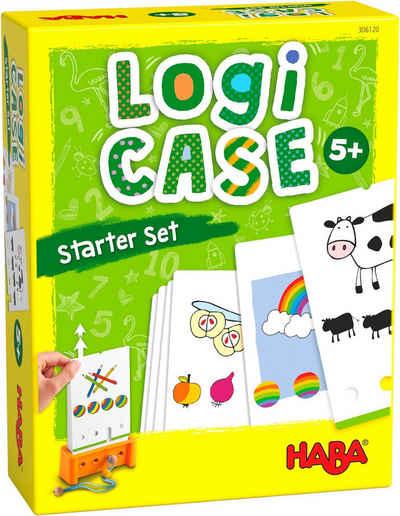 Haba Spiel, Logikspiel »LogiCASE Starter Set 5+«