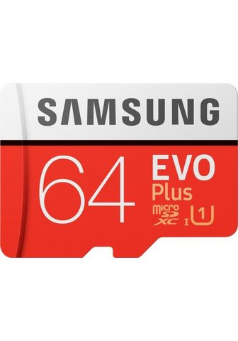 Samsung »Auf Geschwindigkeit optimierte microS...