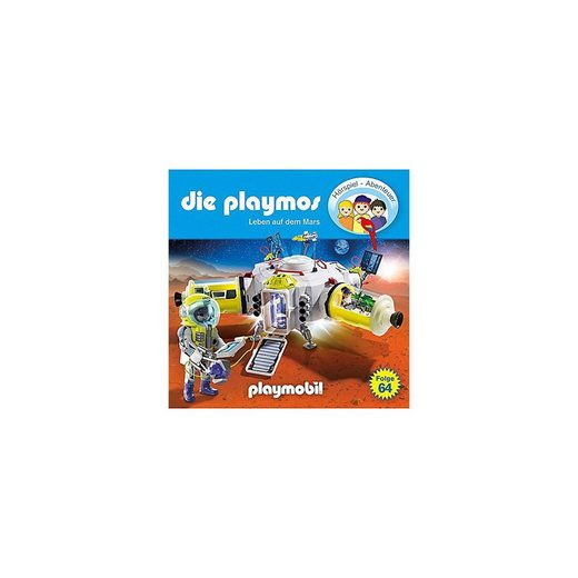 Edel Hörspiel »CD Playmos 64 - Leben auf dem Mars«