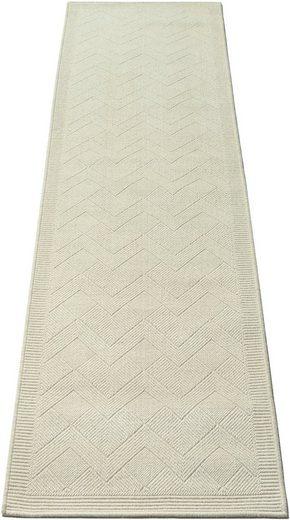 Läufer »Ivo«, my home, rechteckig, Höhe 7 mm, reine Wolle