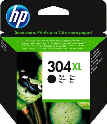 HP »hp 304XL Original Schwarz (N9K08AE)« Tintenpatrone (1-tlg)