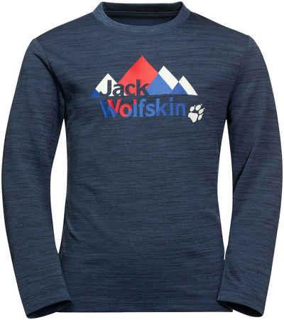 Jack Wolfskin Langarmshirt »VARGEN«