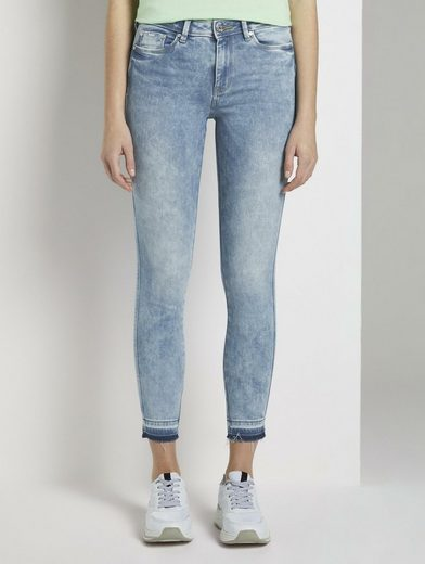 TOM TAILOR Denim Skinny-fit-Jeans »Nela Extra Skinny Push Up Effect«