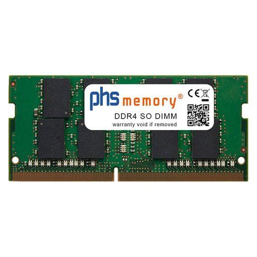 PHS-memory »RAM für Acer Predator Triton 500 PT515-51-76MF« Arbeitsspeicher