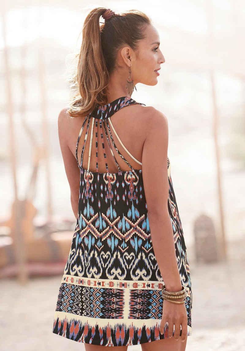 Buffalo Strandkleid mit besonderem Trägerdesign