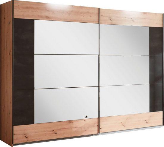 Wimex Schwebetürenschrank »Bristol« mit Spiegeltüren