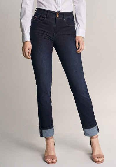 Salsa Slim-fit-Jeans »Secret« Push In, Slim Fit, Denim