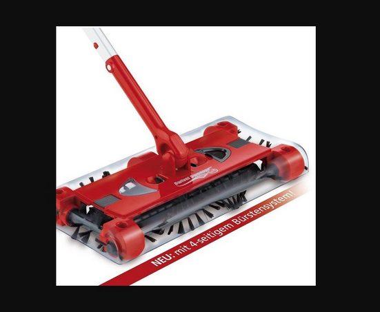 EASYmaxx Akkubesen, 15 Watt, Swivel Sweeper G2 rot
