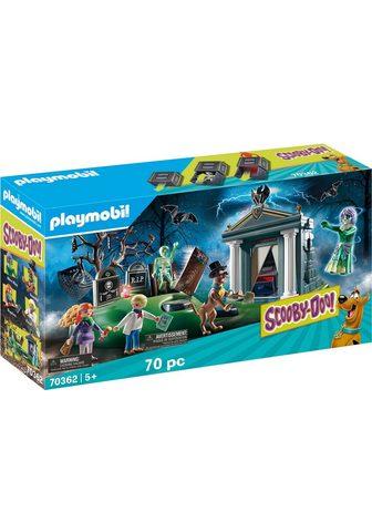 Playmobil ® Konstruktions-Spielset »SCOOBY-DOO! ...