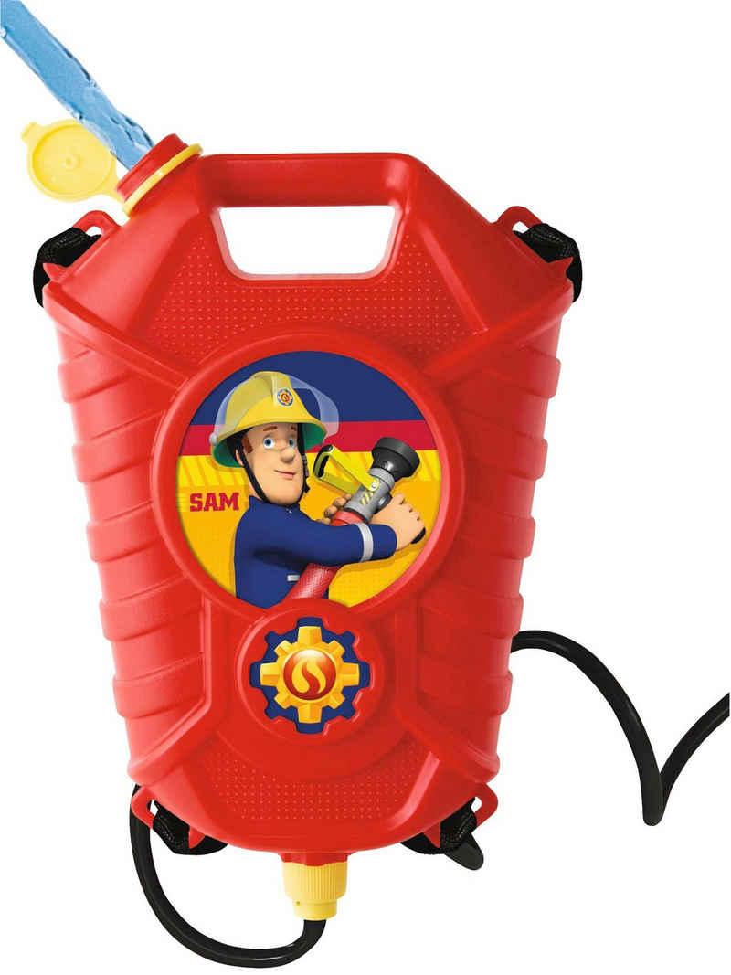 SIMBA Badespielzeug »Sam Feuerwehr Tankrucksack«