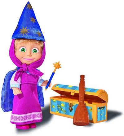 SIMBA Sammelfigur »Masha und der Bär Zauberspaß«