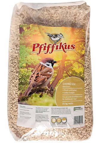 Pfiffikus Vogelfutter »Erdnüsse« blanchiert 25 k...