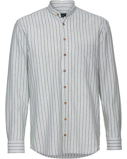 Luis Steindl Trachtenhemd »Streifenhemd«