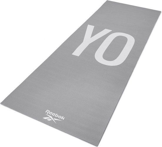 """Reebok Yogamatte »Reebok Yogamatte """"YOGA"""" - beidseitig, rutschfest«"""