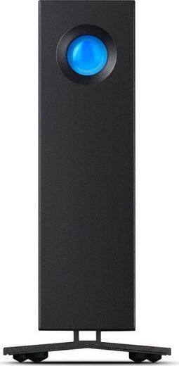 """LaCie »d2 8TB USB-C Desktop Drive« externe HDD-Festplatte 3,5"""" (8 TB), 3.5)"""