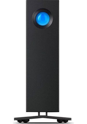 LaCie »d2 8TB USB-C Desktop Drive« externe H...