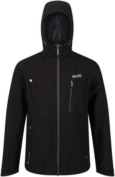 Regatta Outdoorjacke »Birchdale Waterproof Shell Jacke Herren«