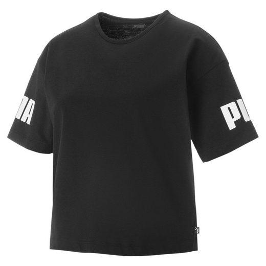 PUMA T-Shirt »Kurzes Damen T-Shirt«