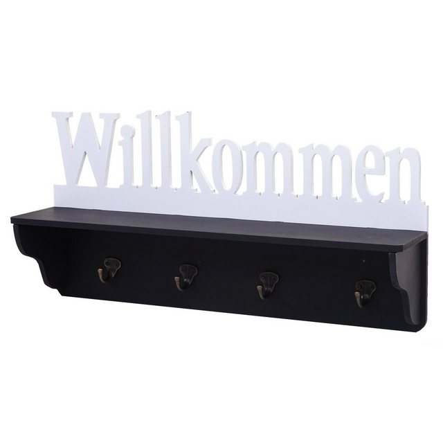 Garderobenleisten und Haken - MCW Garderobenpaneel »MCW D41 w«  - Onlineshop OTTO