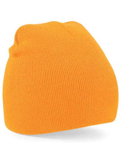 Goodman Design Beanie »Pull On Beanie Strick Mütze Herbst Winter« Weiches Polyacryl (Soft Touch), Doppellagiger Strick