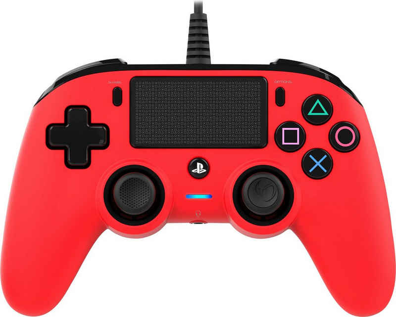 nacon »Compact Color Edition PS4« Gaming-Controller
