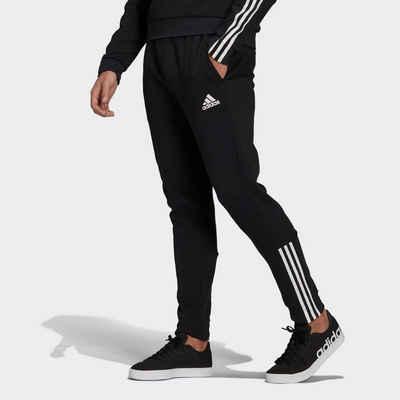 adidas Performance Sporthose »Essentials Matte Cut 3-Streifen Hose«