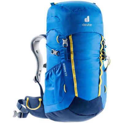 deuter Kletterrucksack »Climber«, Brustgurt,Kontaktrücken,Trinksystemvorbereitung